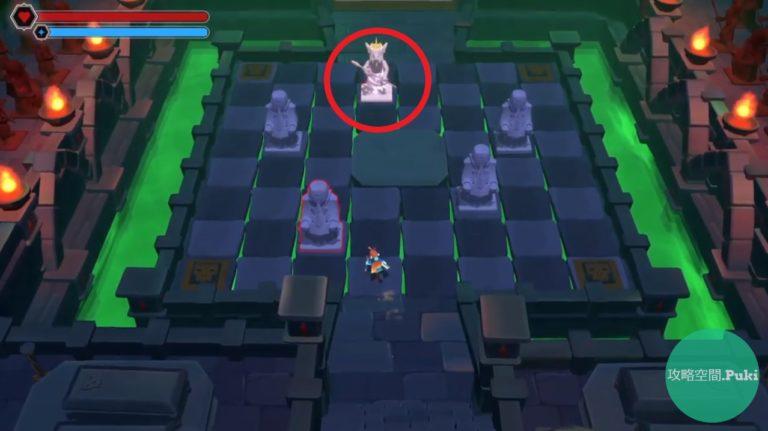 魔術師王たちの墓攻略2画像