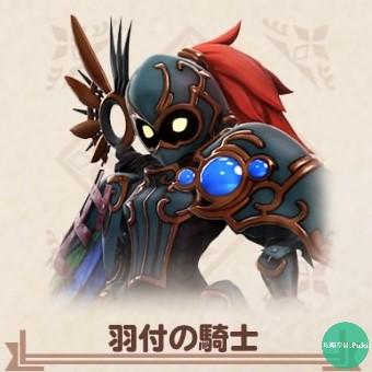 羽付の騎士